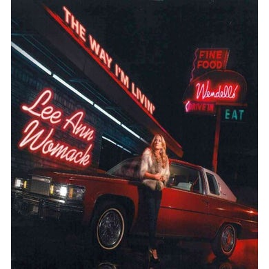 Lee Ann Womack The Way I'm Livin' CD