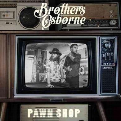 Brothers Osborne Pawn Shop CD