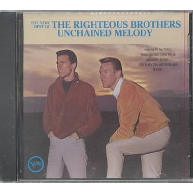 The Righteous Brothers Very Best Of: Unchained Melody CD