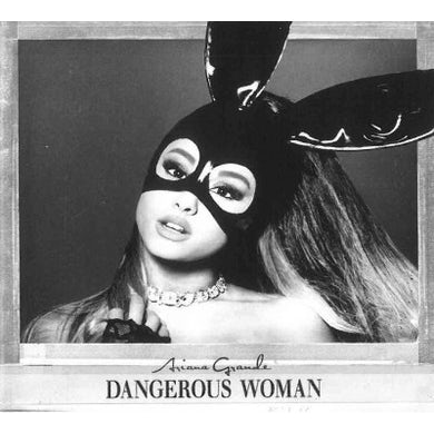 Ariana Grande Dangerous Woman (Edited) CD