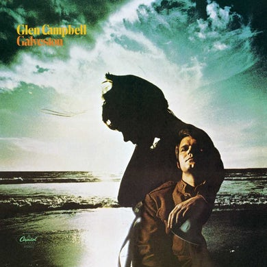 Glen Campbell Galveston Vinyl Record