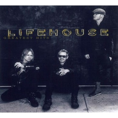 Lifehouse Greatest Hits CD