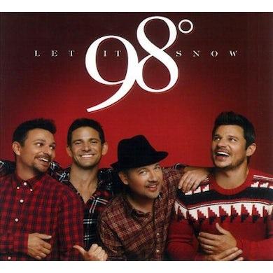 98 Degrees Let It Snow CD