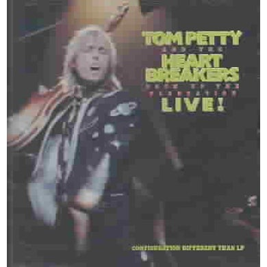 Tom Petty and the Heartbreakers Pack Up The Plantation-Live CD