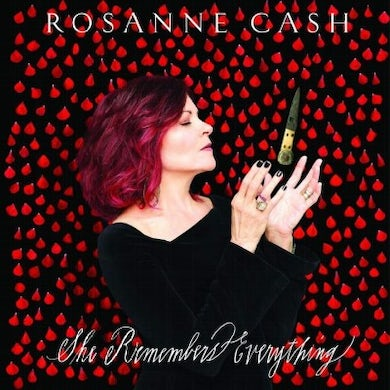 Rosanne Cash She Remembers Everything CD