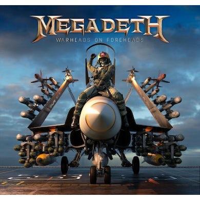 Megadeth Warheads On Foreheads (3 CD) CD