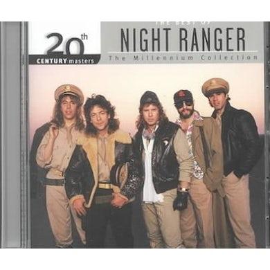 Night Ranger Millennium Collection - 20th Century Masters CD