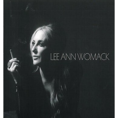 Lee Ann Womack The Lonely, The Lonesome & The Gone CD