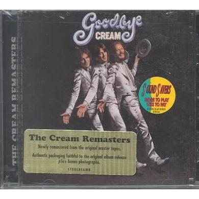 Cream Goodbye CD