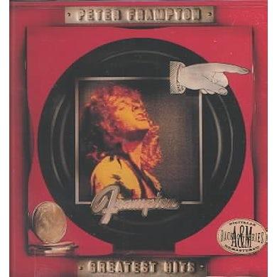 Peter Frampton Greatest Hits CD