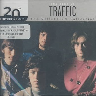 Traffic Millennium Collection - 20th Century Masters CD