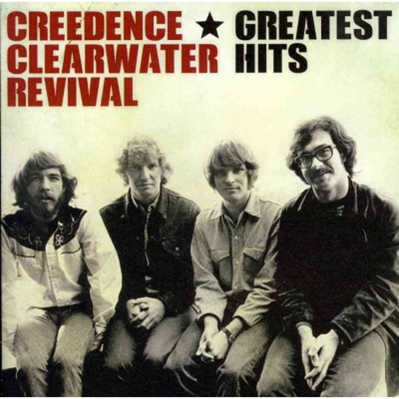 Creedence Clearwater Revival Greatest Hits CD