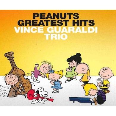 Vince Guaraldi Peanuts Greatest Hits CD