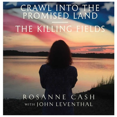 "Rosanne Cash Crawl Into The Promised Land (7"" Vinyl) Vinyl Record"