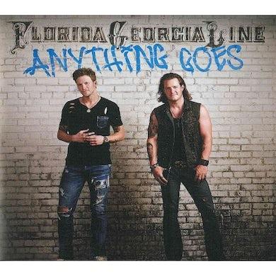 Florida Georgia Line Anything Goes CD
