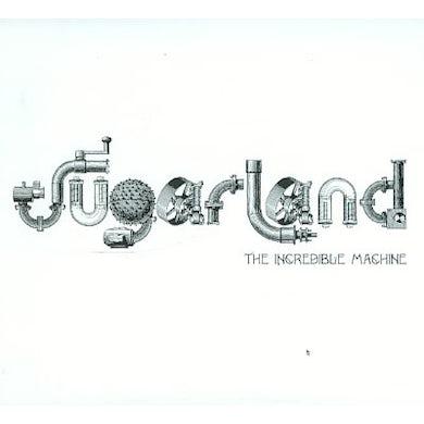 Sugarland The Incredible Machine CD