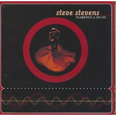 Steve Stevens Flamenco A Go Go (Enhanced CD) CD