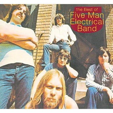 Best Of Five Man Electrical Band CD
