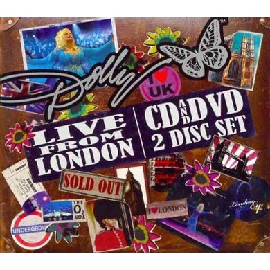 Dolly Parton Live From London (CD/DVD Combo) CD