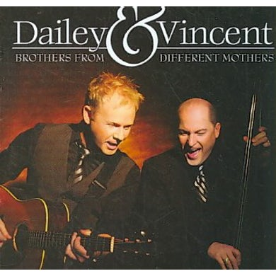 Dailey & Vincent Brothers From Different Mothers CD