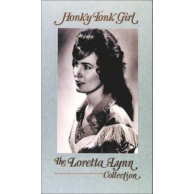 Honky Tonk Girl: Loretta Lynn Collection (3 CD Box Set) CD