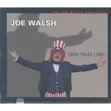 Look What I Did!  Joe Walsh Anthology (2 CD) CD
