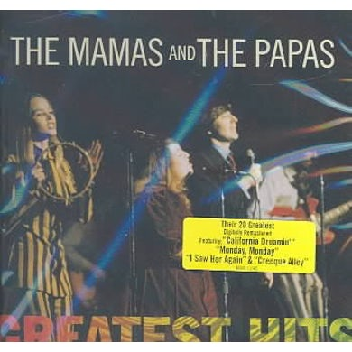 Mamas & Papas Greatest Hits CD