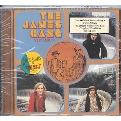 James Gang Yer' Album (Remastered) CD