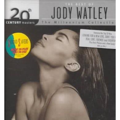 Jody Watley Millennium Collection - 20th Century Masters CD