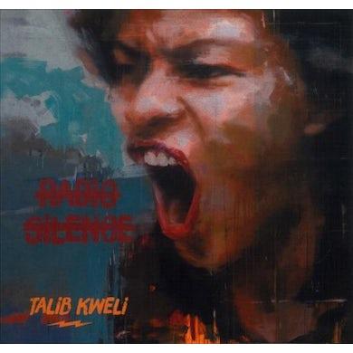 Talib Kweli Radio Silence CD