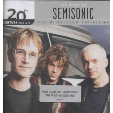 Semisonic Millennium Collection - 20th Century Masters CD