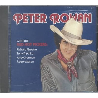 With The Red Hot Pickers CD