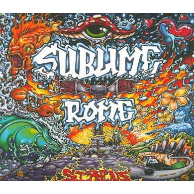 Sublime With Rome Sirens CD