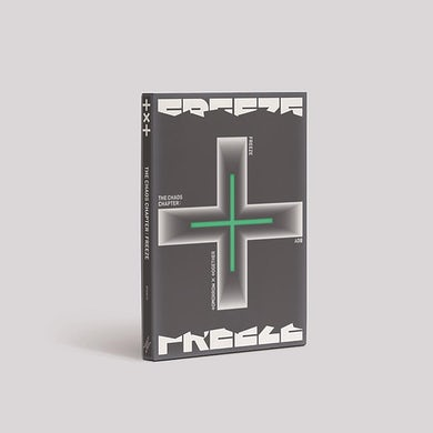 TOMORROW X TOGETHER CHAOS CHAPTER: FREEZE (BOY VERSION) CD