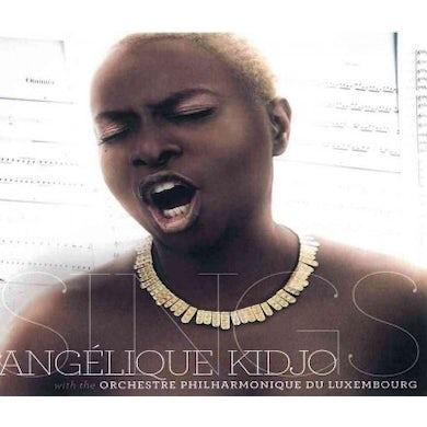 Angelique Kidjo Sings CD