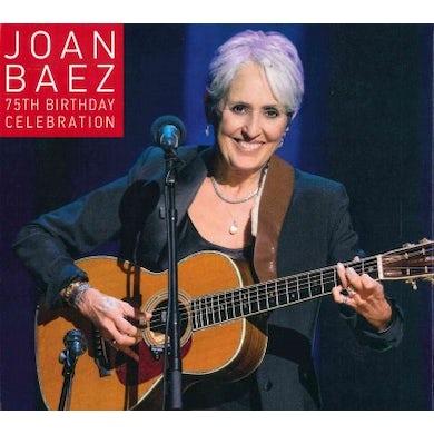 Joan Baez 75th Birthday Celebration (2 CD/DVD Combo) CD