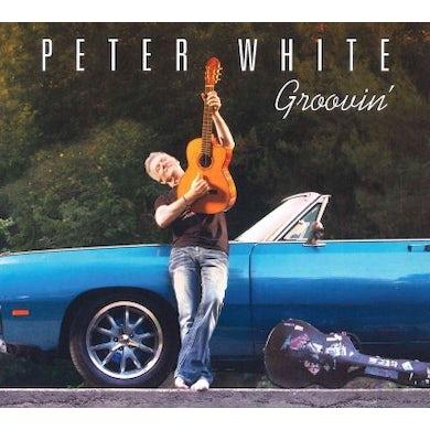 Peter White Groovin' CD
