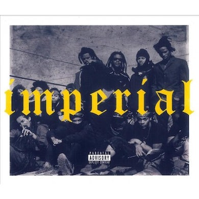 Denzel Curry Imperial CD