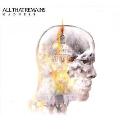 All That Remains Madness CD