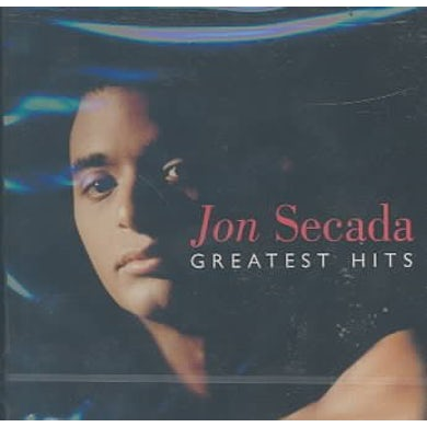 Jon Secada Greatest Hits (English Vers.) CD