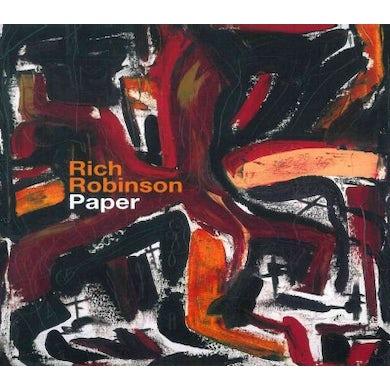 Rich Robinson   Paper CD