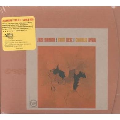 Stan Getz Jazz Samba (VME - Remastered) CD
