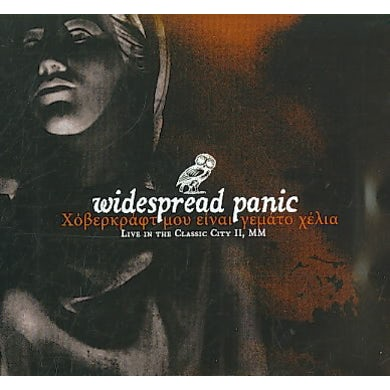 Widespread Panic Live In The Classic CD