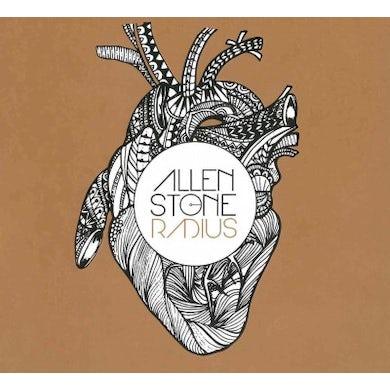 Allen Stone Radius (Deluxe Edition) CD