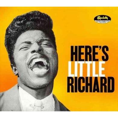 Here's Little Richard (Remastered) CD