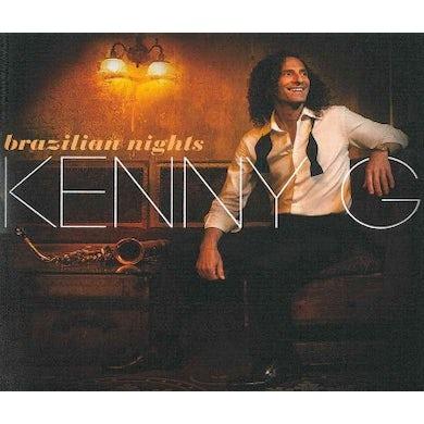 Kenny G Brazilian Nights CD