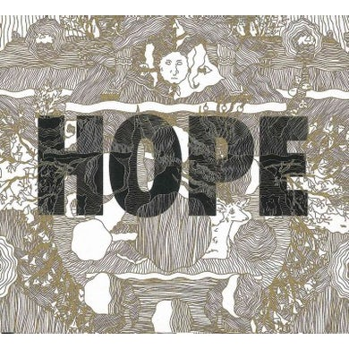 Manchester Orchestra HOPE CD