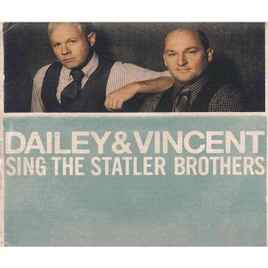 Sing The Statler Brothers CD