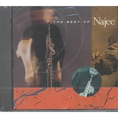 The Best Of Najee CD