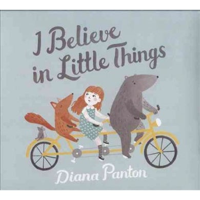 I Believe In The Little Things CD